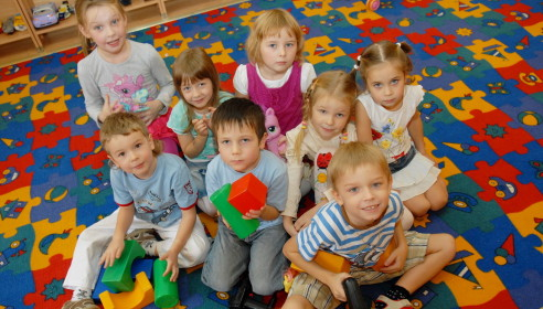 В микрорайоне Московский построят детский сад