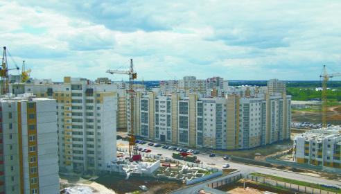 Квартира в ипотеку в микрорайоне Московский станет доступнее
