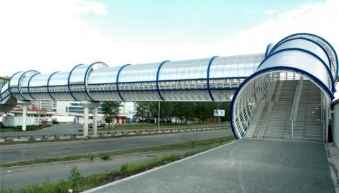 В Тамбове построят надземный пешеходный переход