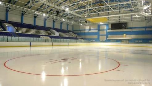 Ледовый дворец на Мичуринской в Тамбове откроют в июне
