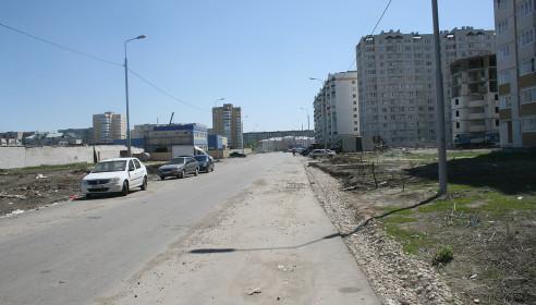Улица Северо-Западная в Тамбове