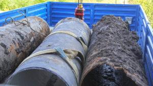 В Тамбове ликвидировали последствия аварии на водоводе