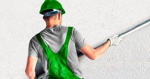 Механизированная штукатурка: новый формат отделки стен