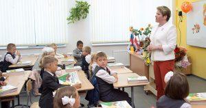 Уроки в школе