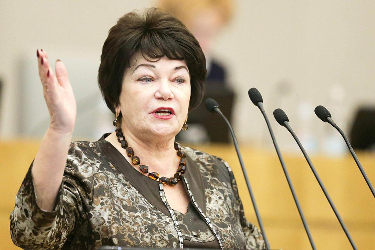 Тамара Фролова