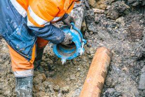 Незаконная врезка в водопровод