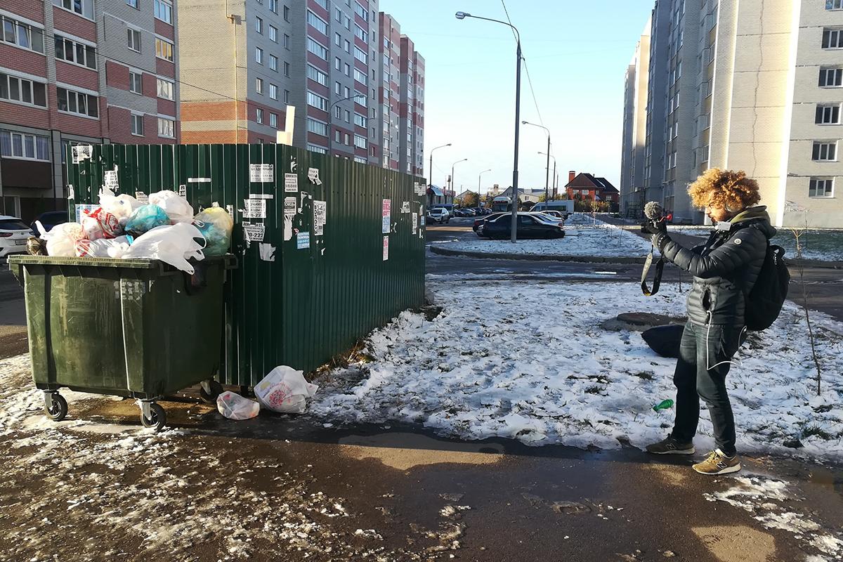 Илья Варламов в Тамбове. Фото Владислава Горина