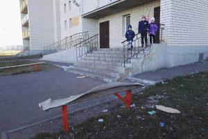Сиротский дом на Школьном проезде - Новый Тамбов