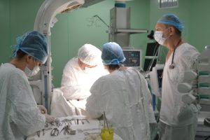 Операция в перинатальном центре Тамбова