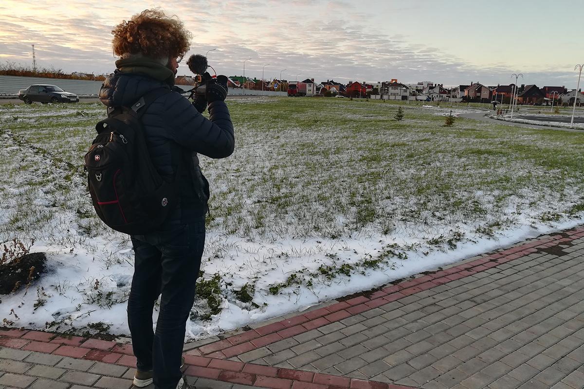 Илья Варламов в Олимпийском в Тамбове. Фото Влада Горина