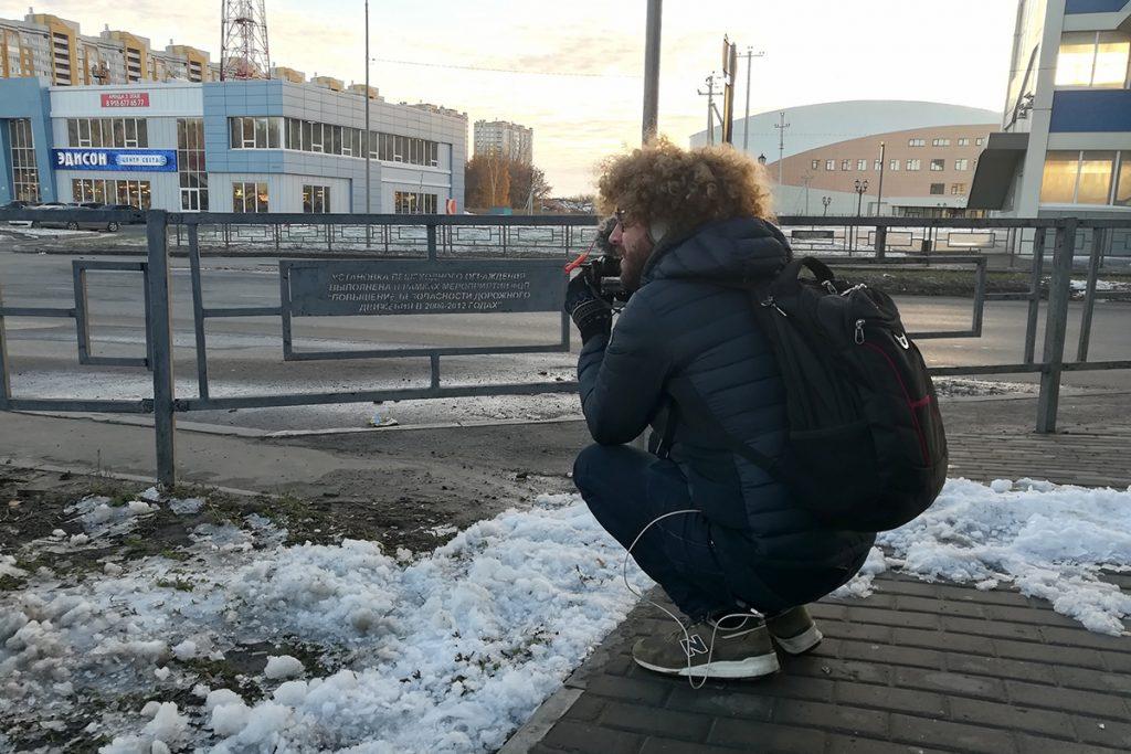 Илья Варламов в Тамбове. Фото Влада Горина