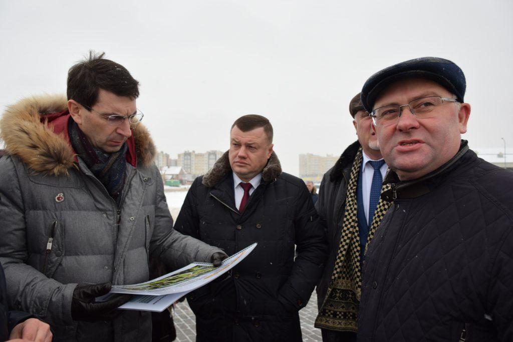 Фото информационного управления администрации города Тамбова
