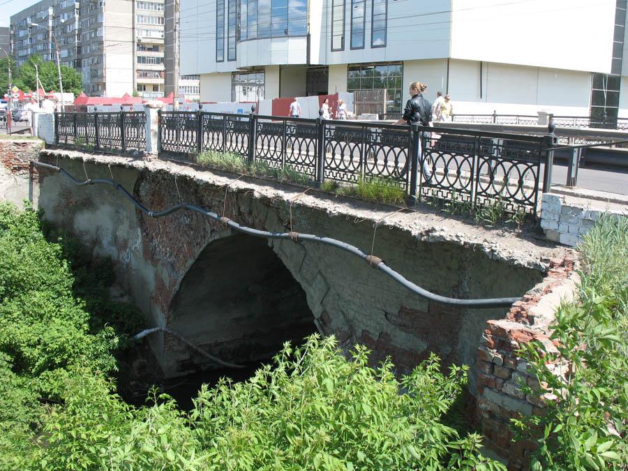 Мост через Студенец