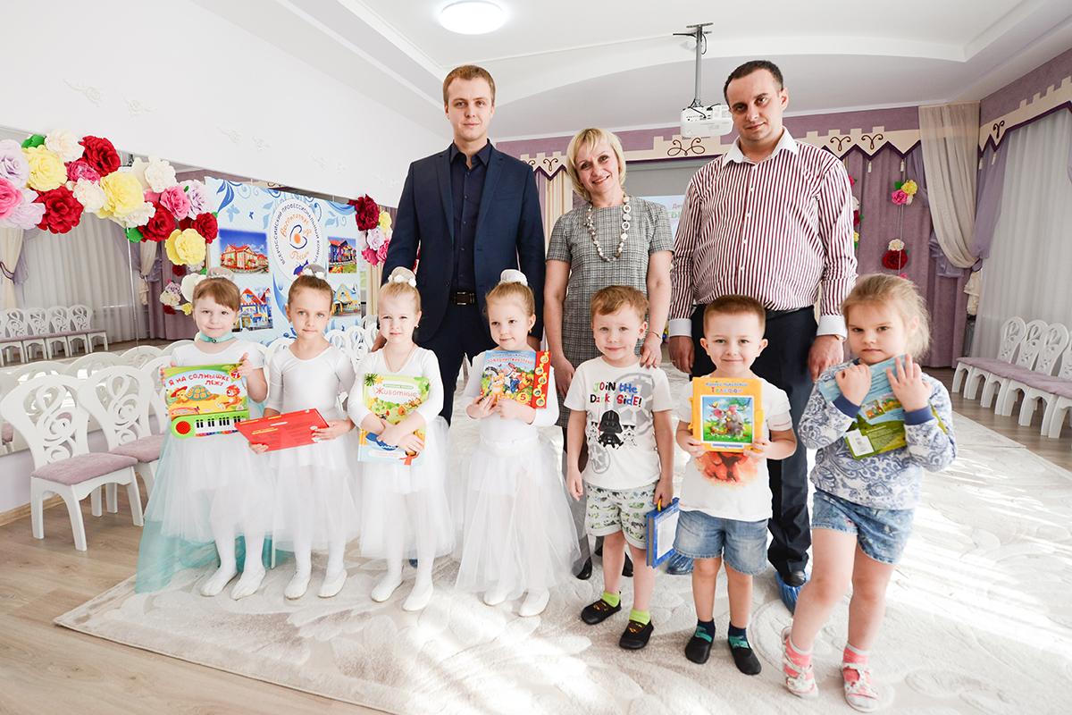 """Детский сад """"Волшебная страна"""", фото Павел Четвертков"""