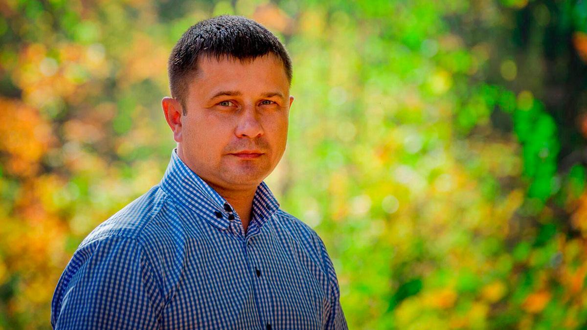 Алексей Ануфриев. Фото с личной страницы из соцсетей