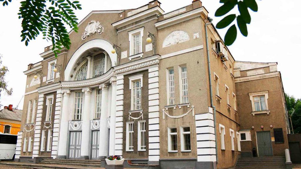 Мичуринский драматический театр Тамбовской области