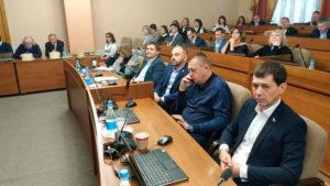 Очередное заседание Тамбовской городской Думы