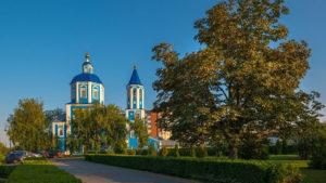 Покровский собор в Тамбове
