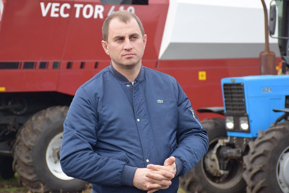 Вице-губенатор Сергей Иванов