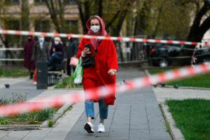 Ограничения из-за коронавируса в России