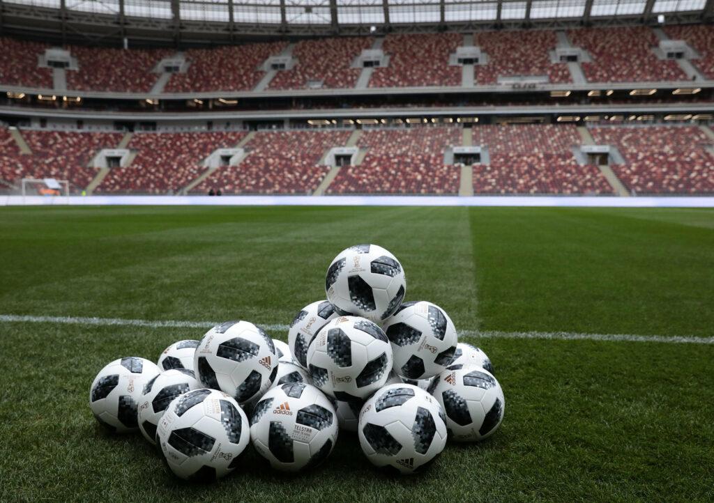 Футбол, стадион