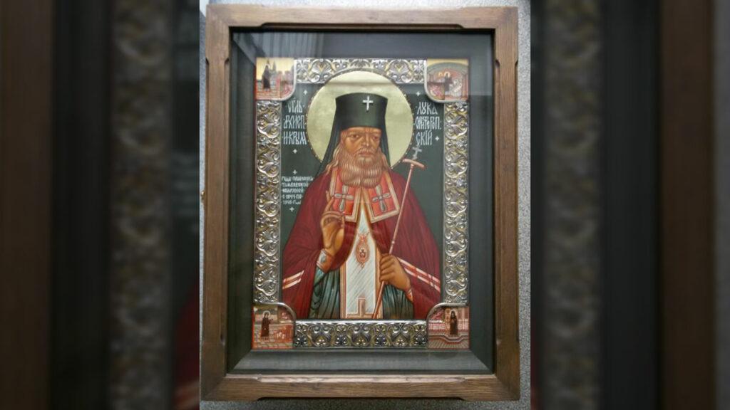 Тамбовский образ Архиепископа Луки - Новый Тамбов