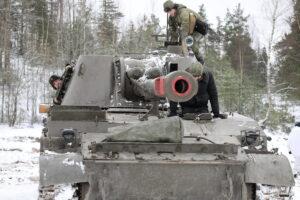 Боевые учения ЗВО, фото пресс-службы ЗВО