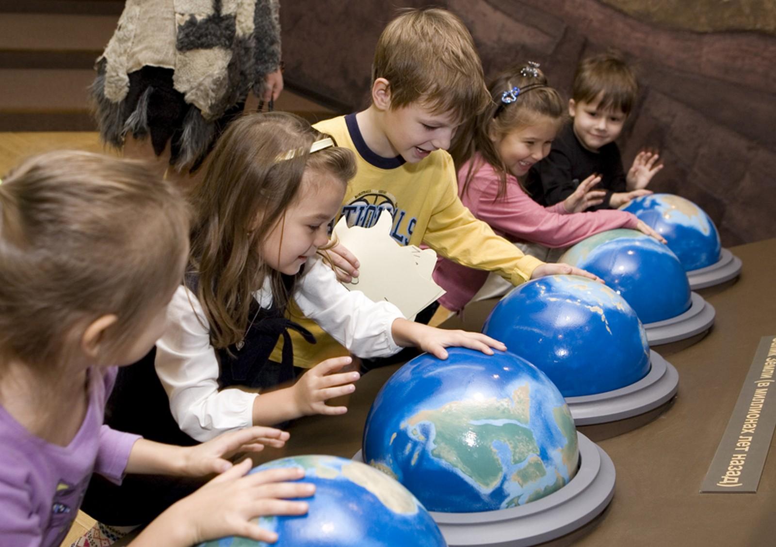 Детские экскурсии