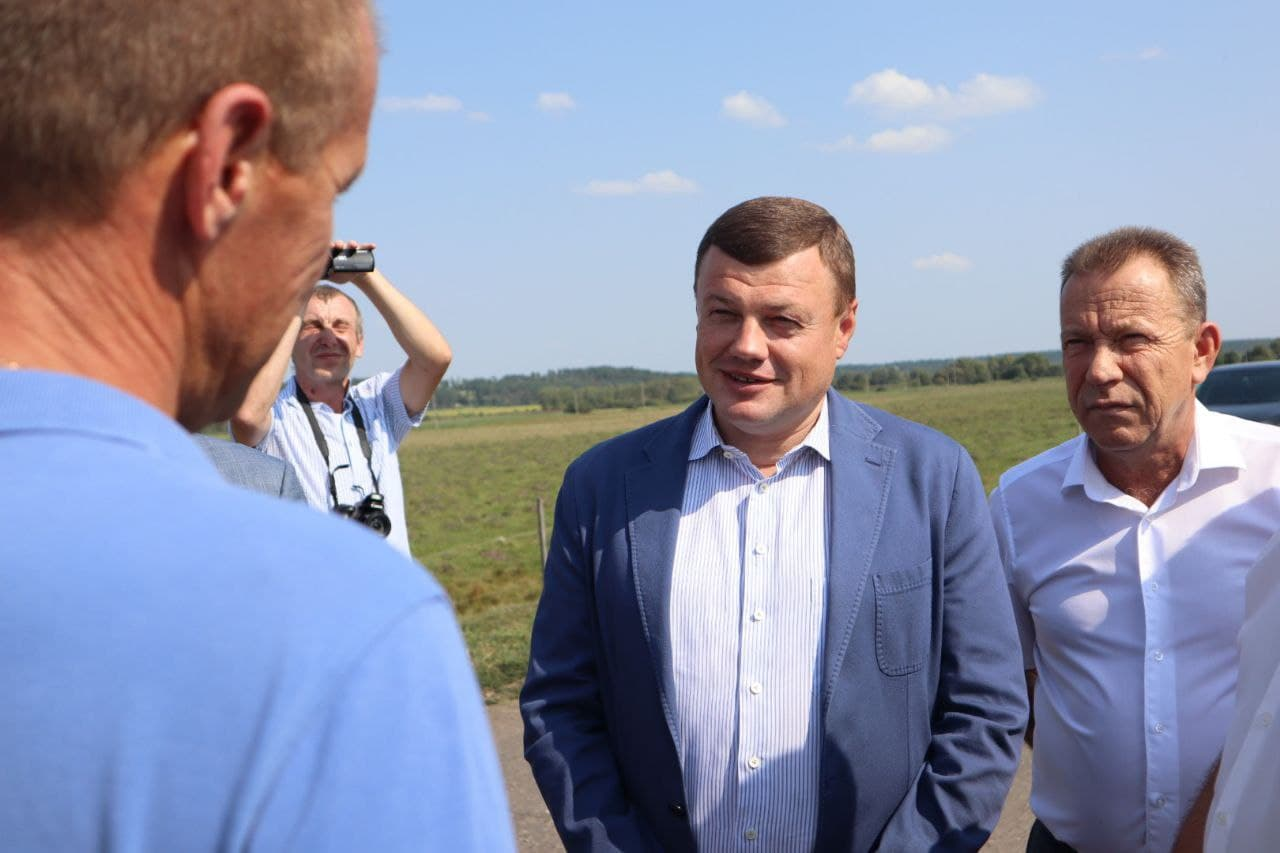 Губернатор Александр Никитин
