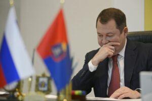 Максим Егоров, фото пресс-службы администрации ТО