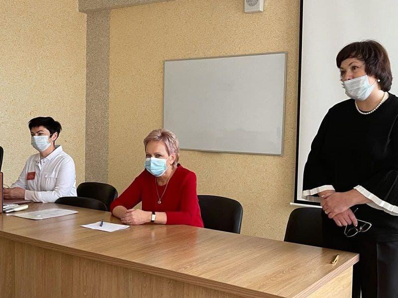 Назначение Ларисы Толстовой