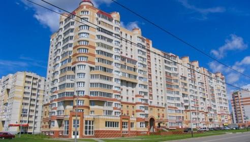 Дом на Чичерина, где была сдана в аренду самая дорогая квартира. Фото Дмитрия Илюхина