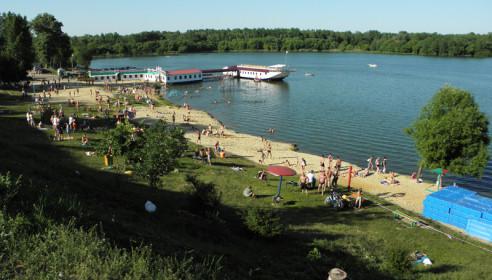 Врачи разрешили купаться на всех пляжах Тамбова