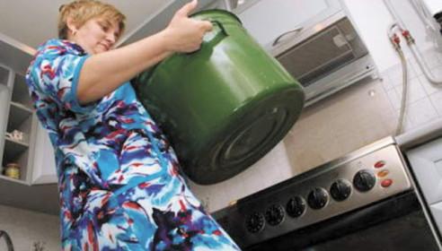 В квартирах тамбовчан снова не будет горячей воды