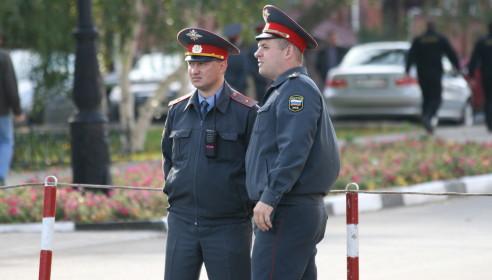 Тамбовских полицейских проверят на адекватность