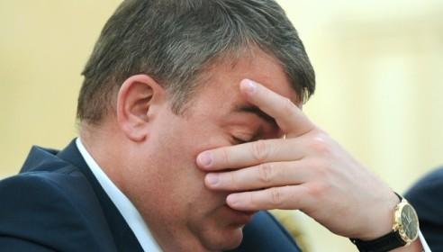 Анатолий Сердюков. Фото: ИТАР-ТАСС.