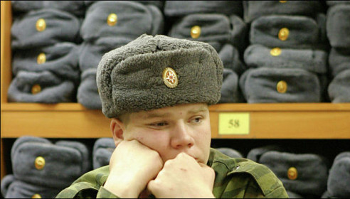 В армии откажутся не только от портянок, но и от шапок-ушанок