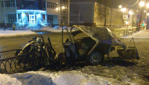 В ночь на Крещение в Тамбове произошла страшная авария: погибли четверо молодых парней