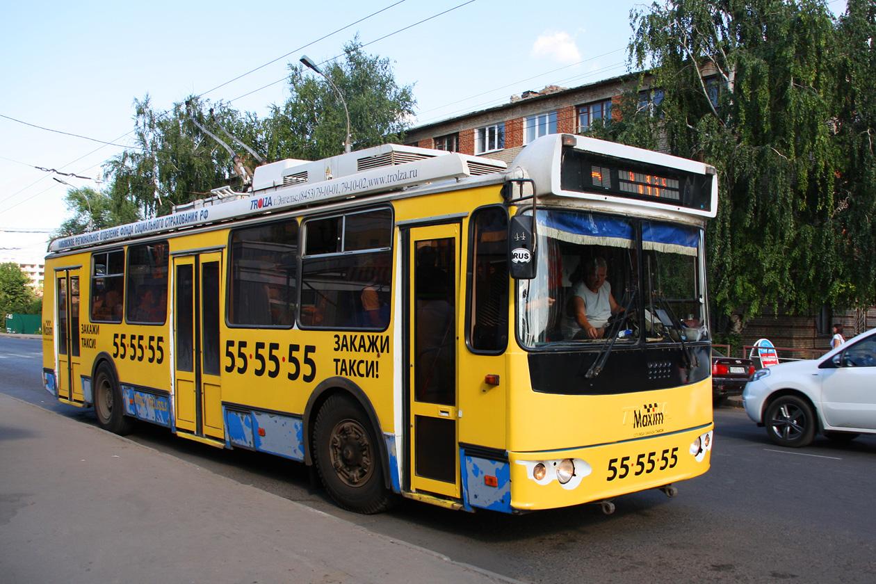 Общественный транспорт Тамбова