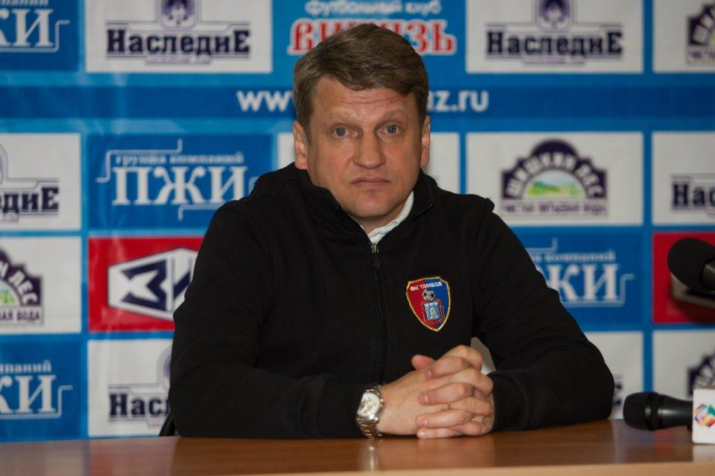 Валерия Есипов пообещал изменения в составе на следующую игру