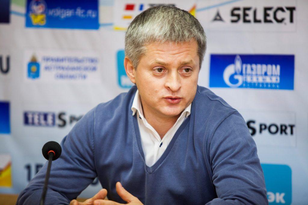 Игорь Ефремов – президент ФНЛ