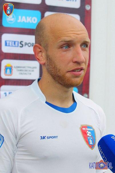 Алексей Рыбин - претендент на звание лучшего игрока июля