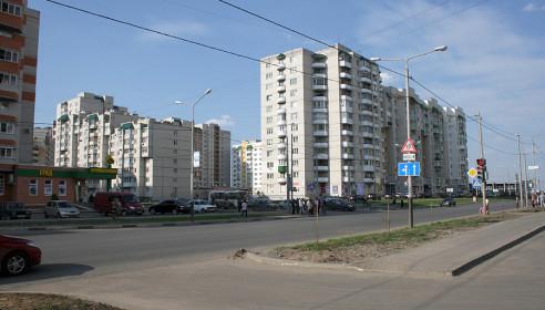 МкрМосковский