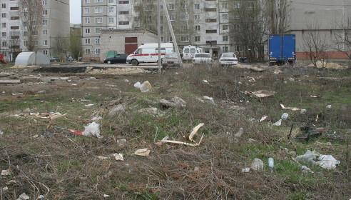 Кто должен убирать мусор в Тамбове
