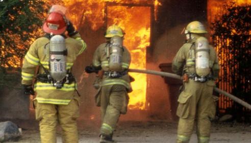 Взрыв на пороховом заводе