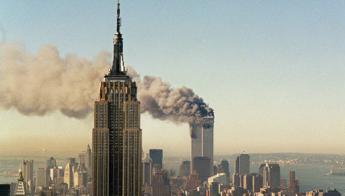Мир вспоминает жертв терактов 11 сентября