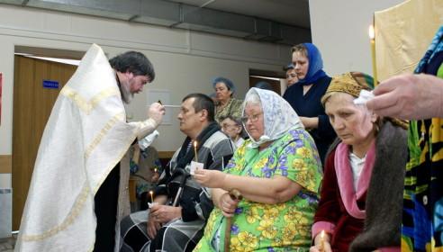 Священники получат беспрепятственный доступ в больницы