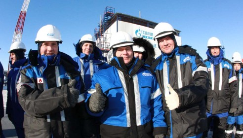 """Россияне больше всего хотят работать в """"Газпроме"""""""