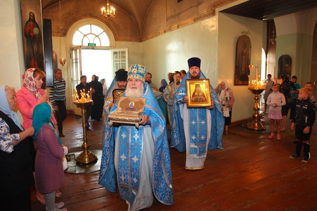 В Тамбов привезут несколько великих святынь