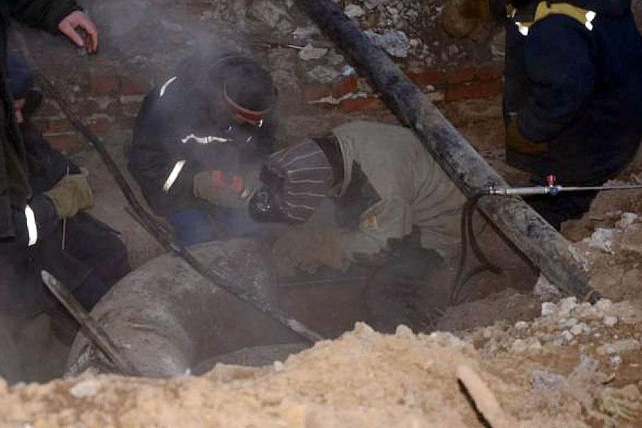 В ночь на Татьянин день север Тамбова остался без отопления и горячей воды